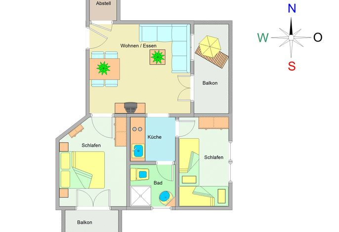 Waldhaus Whg T-10 ..