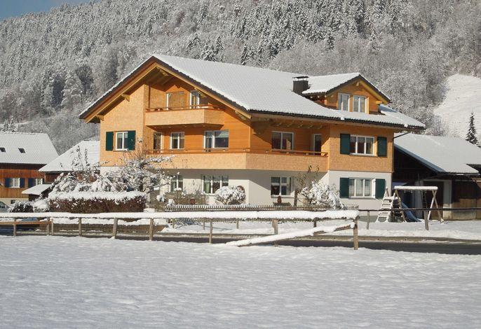 Winter-Ansicht