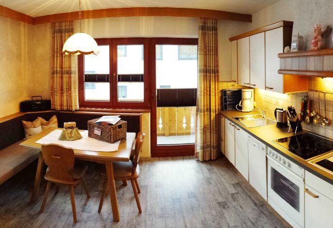 Apart Anna-Lena - voll ausgestattete Küche mit Balkon