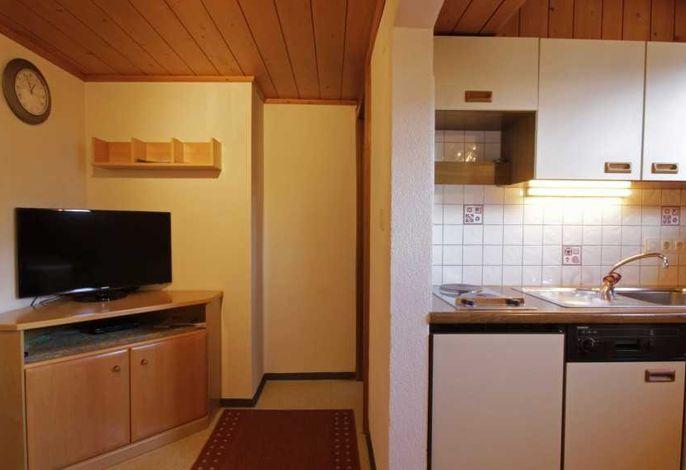 Appartment, Wohnküche