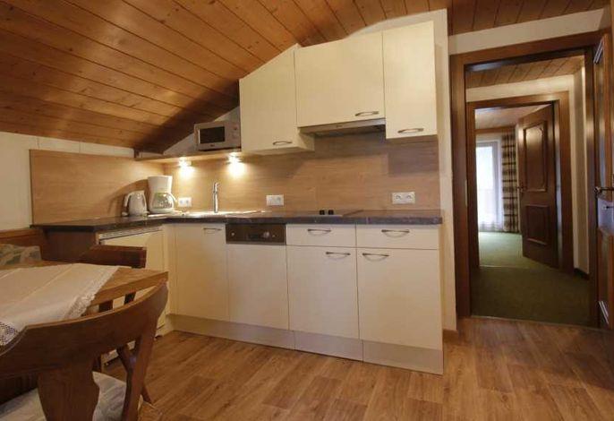 Ferienwohnung Kaunertal - Küche