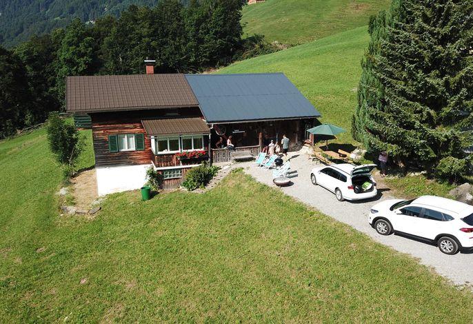 Bergfriedenhütte