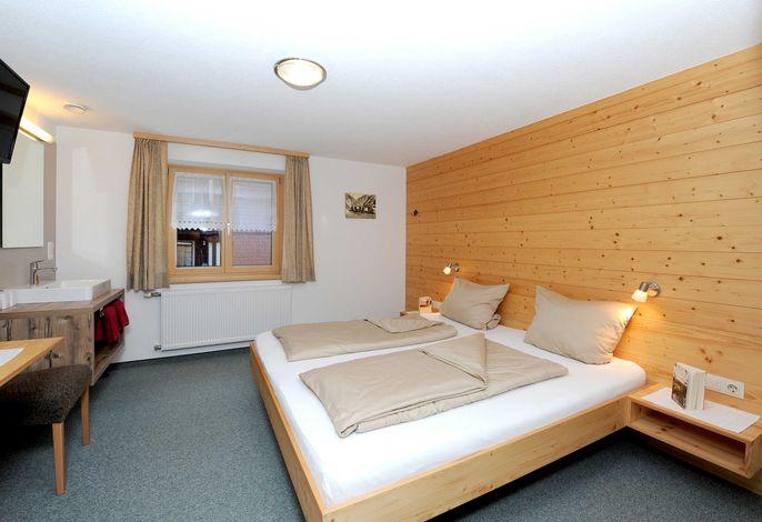Schlafzimmer Wohnung II