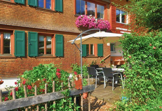 Appartement Toblermann