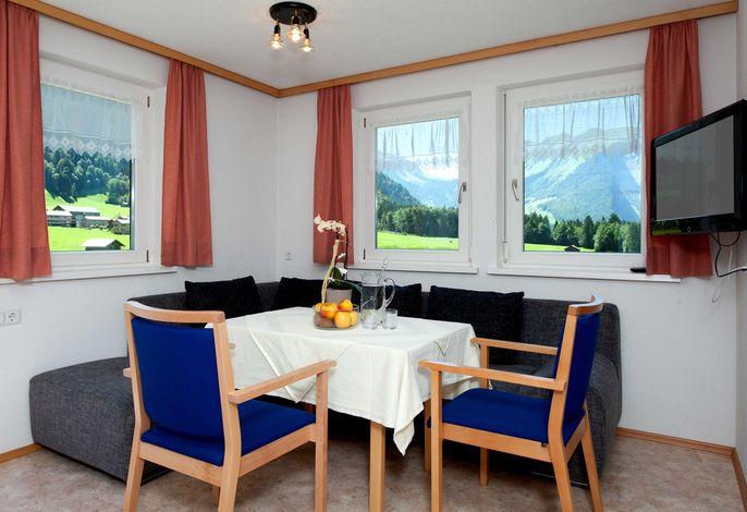 Ferienwohnungen Schantl im Bregenzerwald