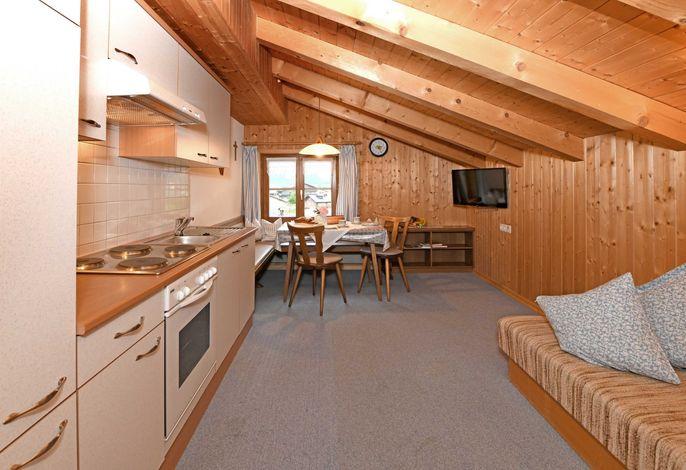 Wohnküche - Wohnung 2