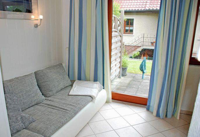 Appartement 02 mit Terrasse