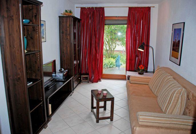 Appartement 01 mit Terrasse
