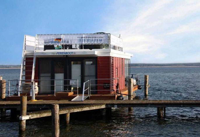 Hausboot meinFERIENBOOT 1