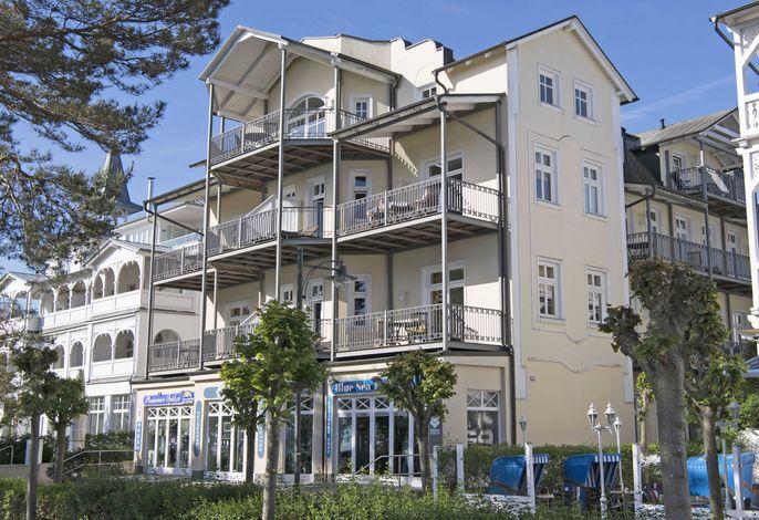 Villa ATLANTIC F 651 WG 6 Strandblick mit seitl. Meerblick