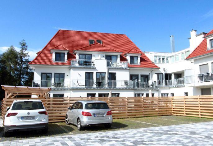 Residenz Blinkfuer Whg.  2 Ostseeluft