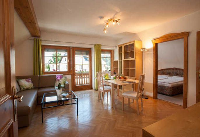Schluga Spa Apartments & Mobile Homes de Luxe****