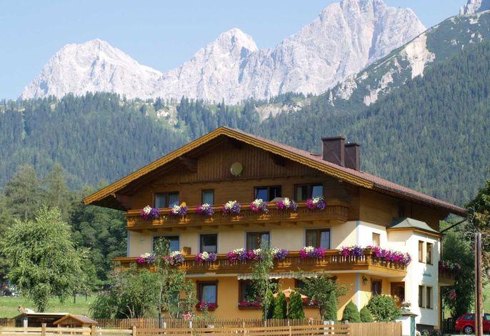 Ferienwohnungen Alpenecho