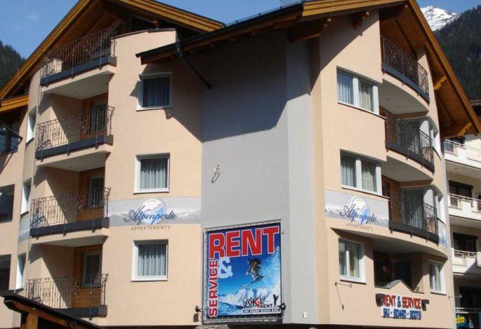 Alpenperle, Ischgl
