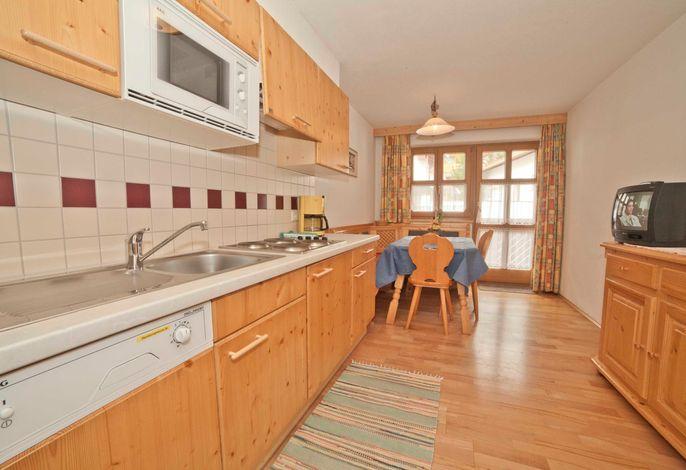 Ferwall, Küche