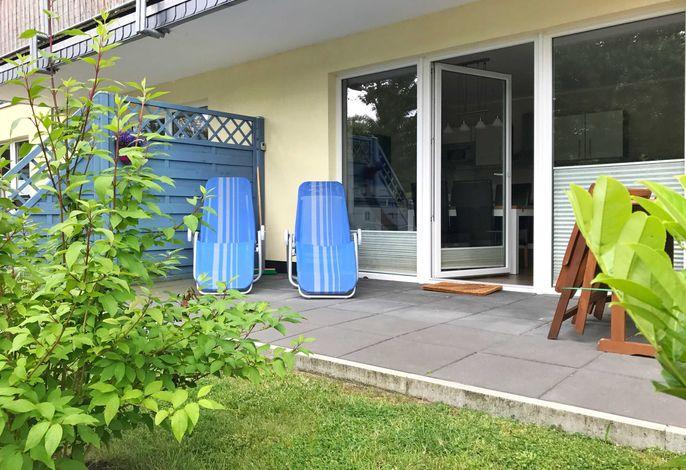 Juliusruh - Haus Meeresbrise - Fewo 4 Strandnah - RZV