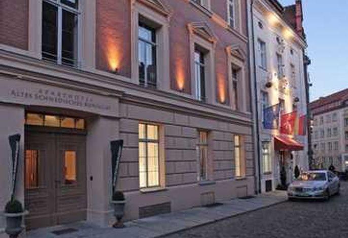 Aparthotel Altes Schwedisches Konsulat