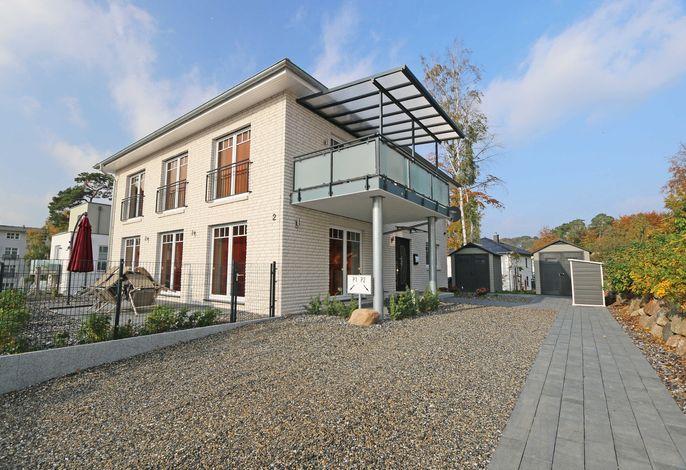 Z: Villa Gina mit 2 exklusiven Wohnungen