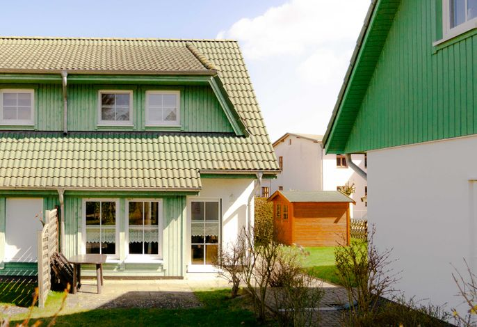 Ferienhaus Knospe