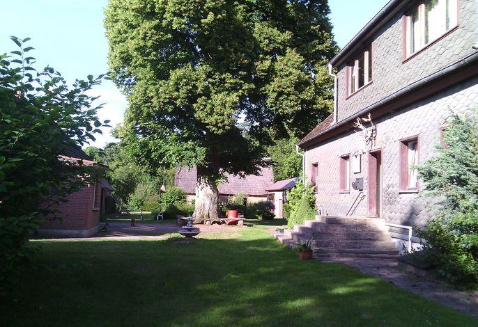 Altes Forstamt Jädkemühl