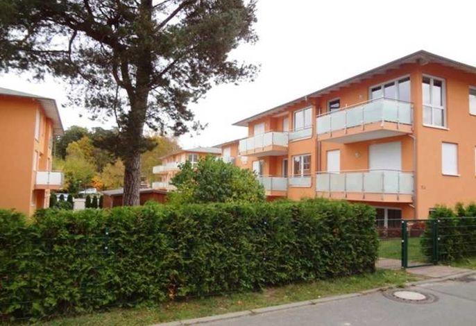Ferienwohnungen Ostseeperle am Waldesrand auf Usedom