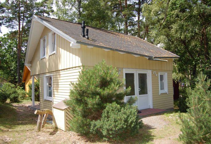W: Strandhaus Dünenweg 17a mit Terrasse/Sauna/Kamin