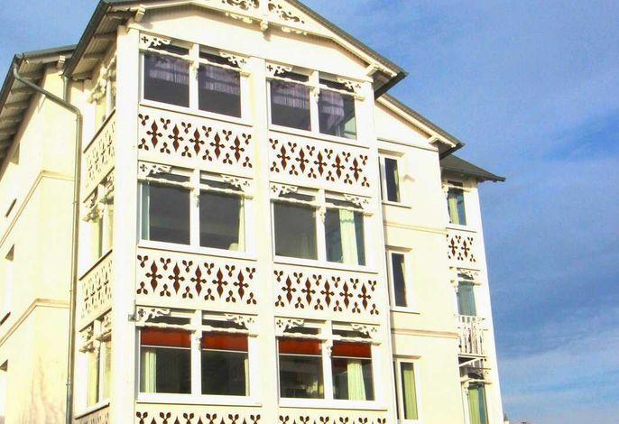 Sassnitz - Villa Seeblick - App. 407 - RZV