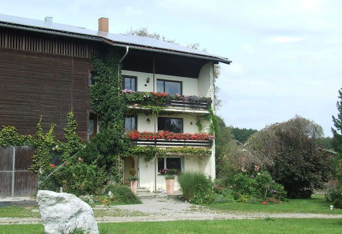 Attraktive Ferienwohnung in Einzelhoflage mit Alpenpanorama - Kißlegg / Allgäu