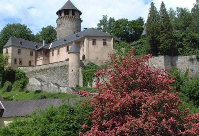 Schloss Litschau, bewohnt