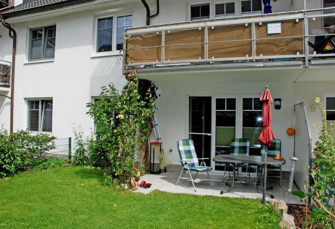 Ferienwohnung direkt am Thiessowstrand