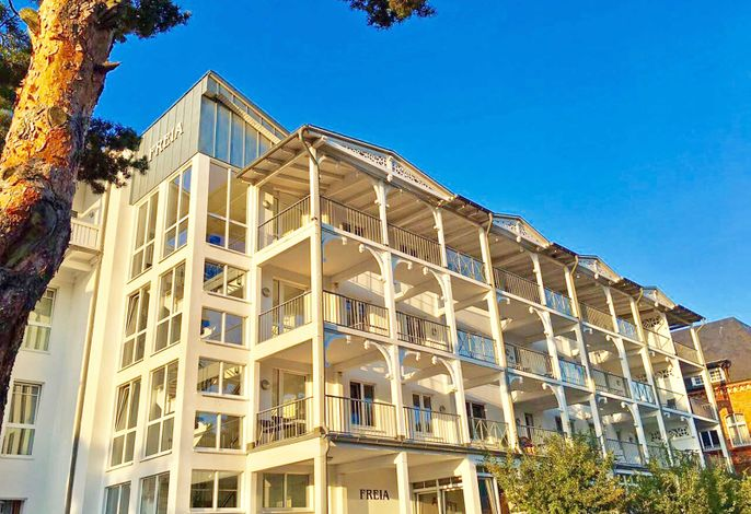Villa Freia F 404  WG 11 mit direktem Meerblick