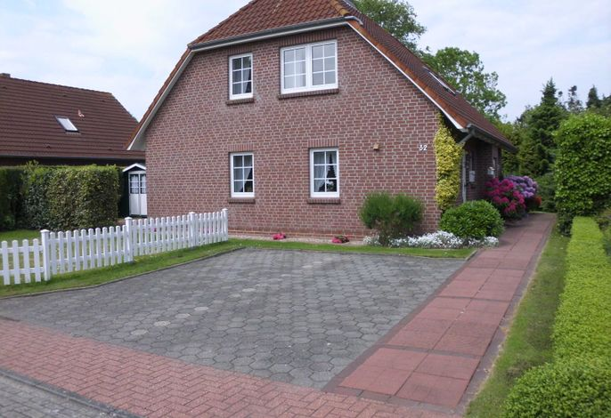 Ferienhaus Rita in Norden