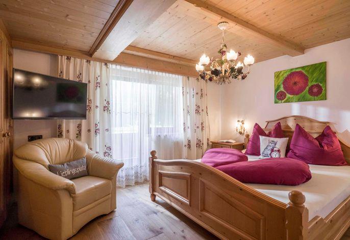 Schlafzimmer 2 Apartment Viktoria BAD/U/WC