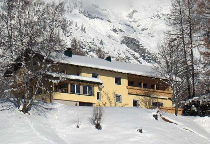 Haus Bergsonne - Ferienwohnungen 4 Edelweiss