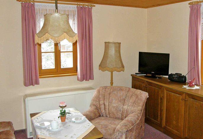 Wohnbeispiel -  Wohnzimmer