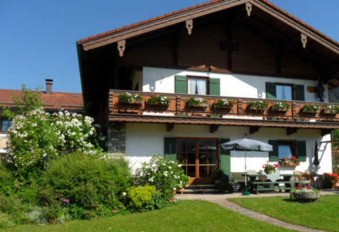 DEB 032 Pension mit Bergblick in Inzell
