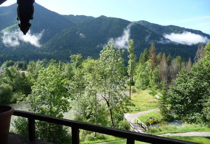 Ferienwohnung am Weißachsteg, Kreuth-Oberhof