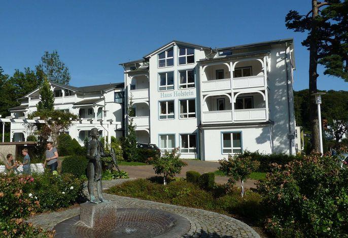 Haus Holstein    Meinke - Schachtner WE 13 (W-LAN)