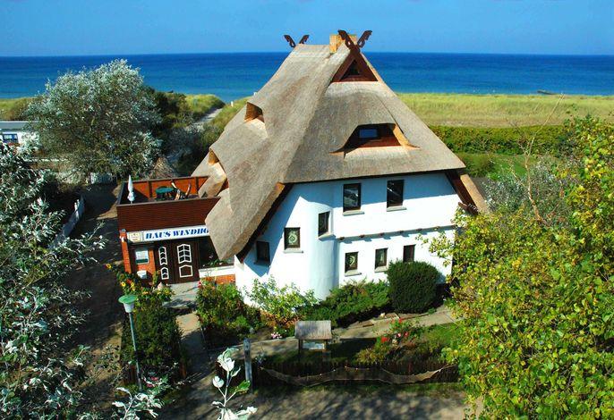 Hotel_Haus Windhook (direkt an der Ostsee)