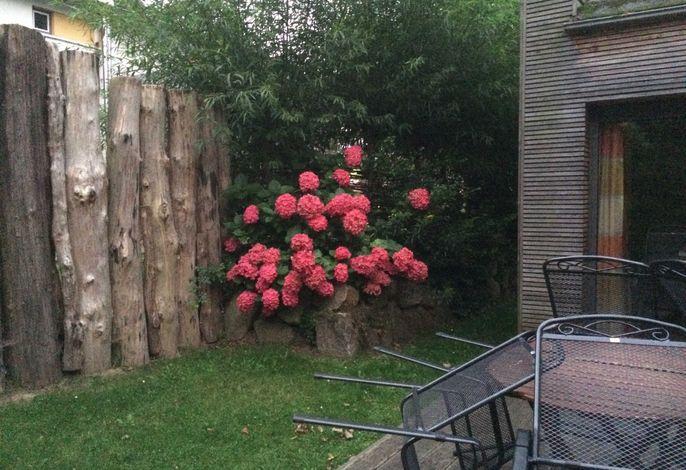 Gartenterrasse Tres
