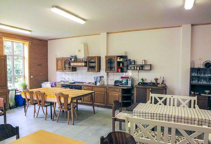 Küche im Gruppenraum