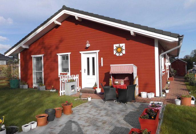Ferienwohnung im Schwedenhaus