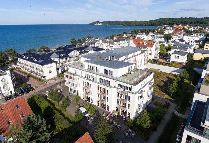 Residenz Bel Vital 42 im Ostseebad Binz auf Rügen