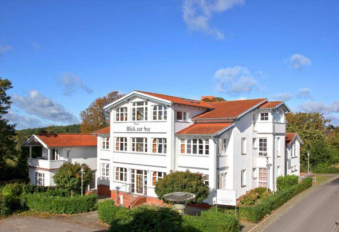 Haus Blick zur See in Göhren