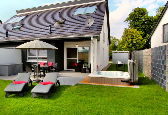 Luxus-Ferienhaus CASA OASIS