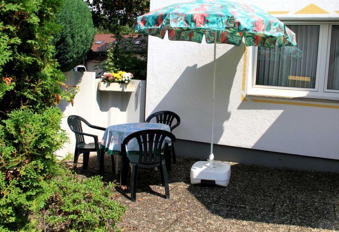 Ferienwohnung Nr.5  mit eigenem Eingang und Sitzplatz