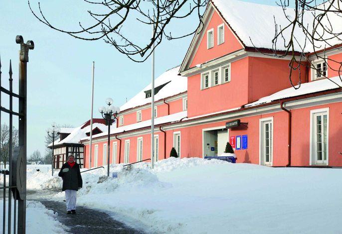 Haus des Gastes in Bad Dürrheim - Touristik Zentrum