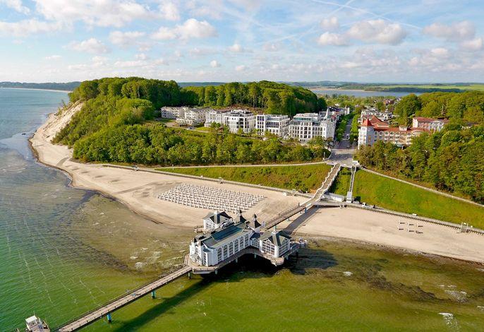 Meerblicksuite View im FIRST im Ostseebad Sellin  F645
