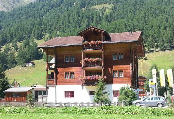 Blatter Posthaus (Wohnung Galenstock)
