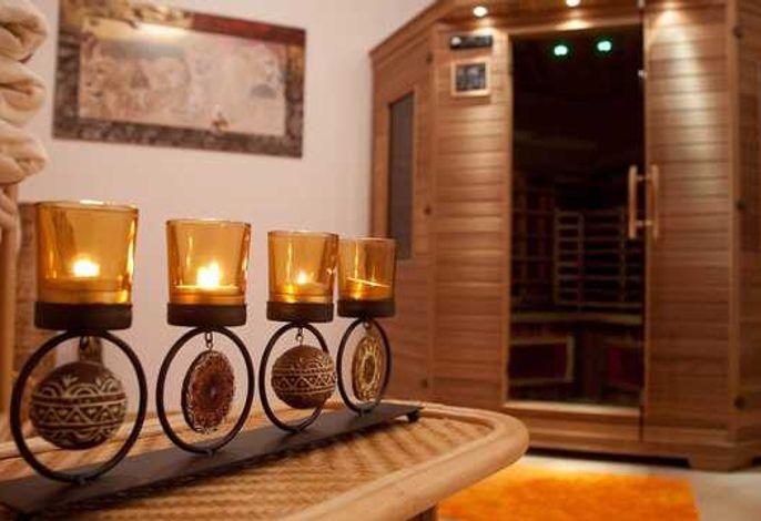 Sauna Haus Alex, Top Garbiel